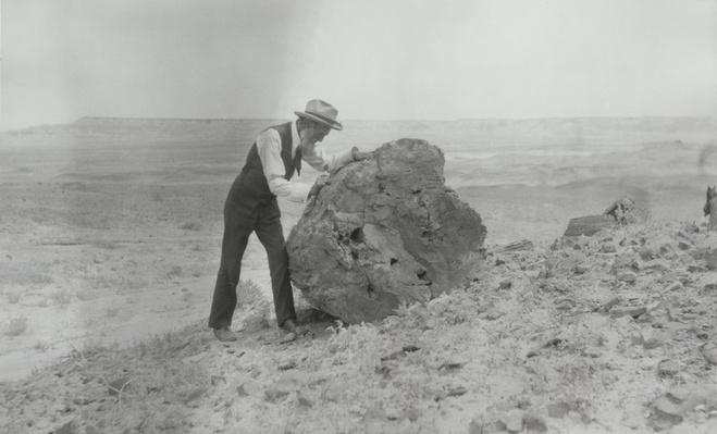 John Muir at Petrified Forest National Park | Ken Burns: The National Parks