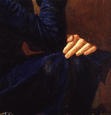 Detail of 'Self Portrait', 1805