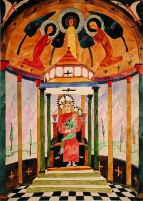 Madonna, 1923