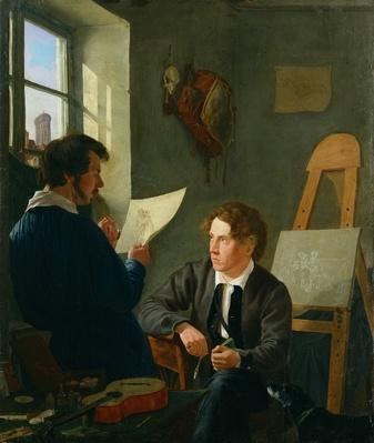 Hermann Kauffmann and Georg Haeselich