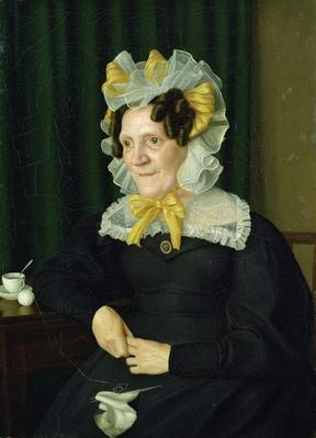 Portrait of an Old Woman, 1829
