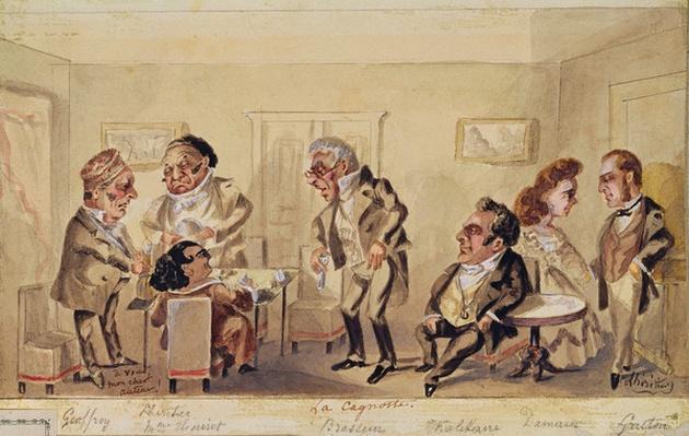 Act I of 'La Cagnotte' by Eugene Labiche