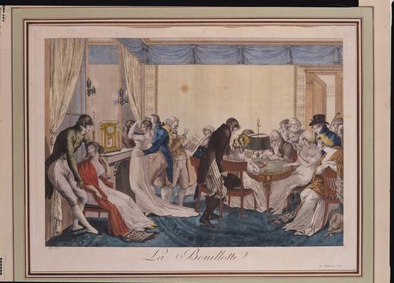 La Bouillotte, 1798