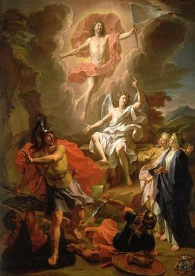 The Resurrection of Christ, 1700