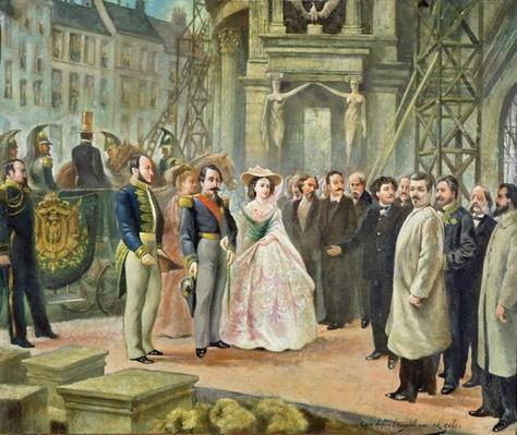 Baron Georges-Eugene Haussmann