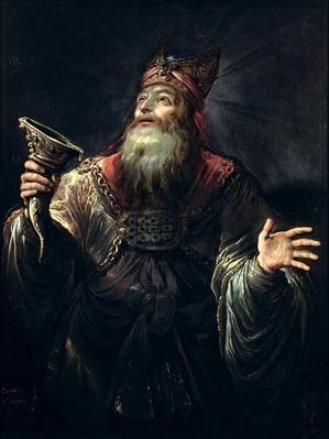 The Prophet Samuel