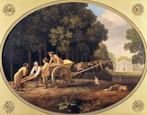 Labourers, 1781