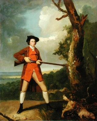 Robert Rayner Shooting, c.1770
