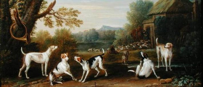 Releasing the Hounds, c.1765