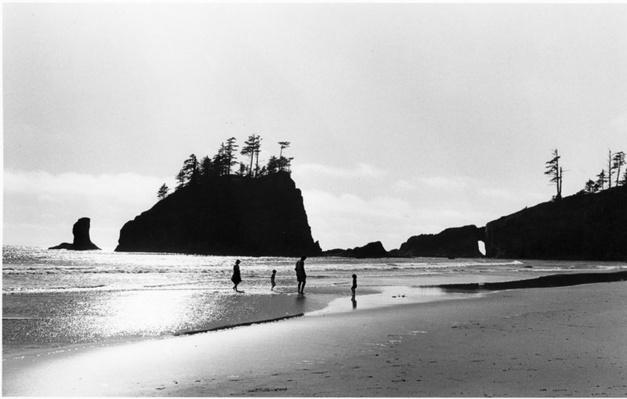 Tourist Family at Olympic National Park | Ken Burns: The National Parks