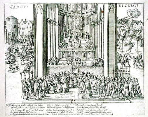 Abjuration of Henri IV