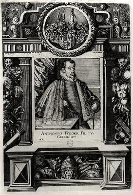 Portrait of Count Anton Fugger