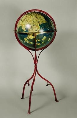 Terrestrial Globe, made in Nuremberg in 1492