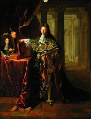 Portrait of Jean-Baptiste Colbert, marquis de Torcy