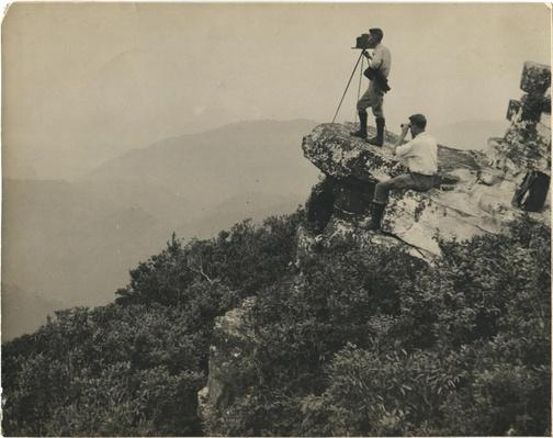 George Masa Photographing the Great Smoky Mountains | Ken Burns: The National Parks