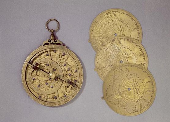 Astrolabe, 1216