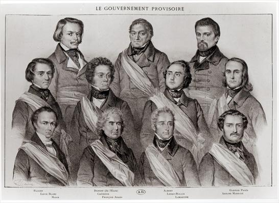 The Provisional Government of 1848