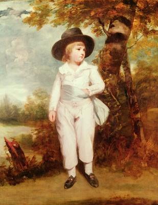 John Charles Spencer, Viscount Althorp, 1786