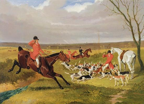 The Suffolk Hunt - The Death