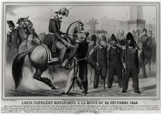 Louis Napoleon Bonaparte III