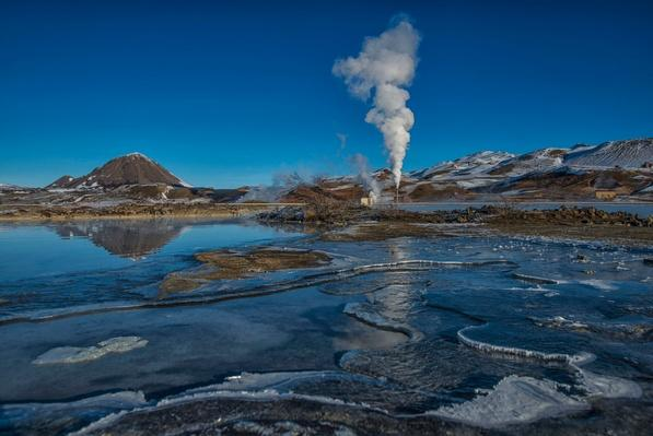 Krafla Geothermal Area | Earth's Surface