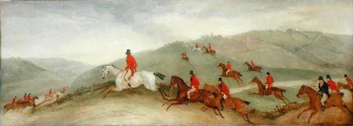 Foxhunting: Road Riders or Funkers