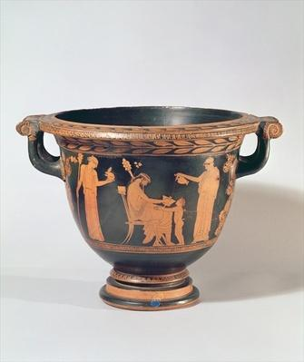 Attic red-figure bell krater, c.450-440 BC