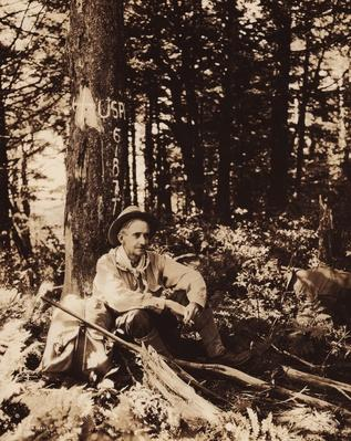 Writer Horace Kephart in the Great Smokies | Ken Burns: The National Parks
