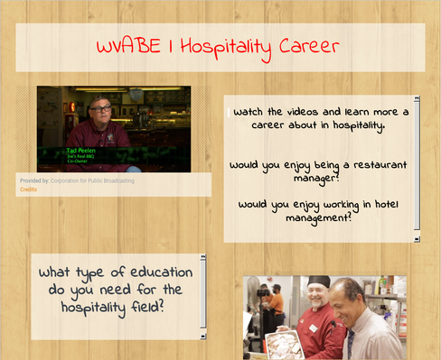 WVABE l Hospitality Career