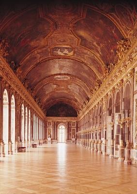 The Galerie des Glaces
