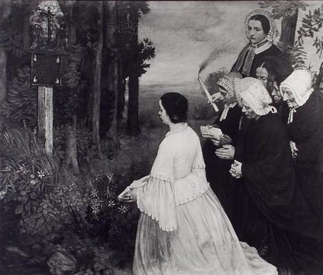 Ex Voto, 1860