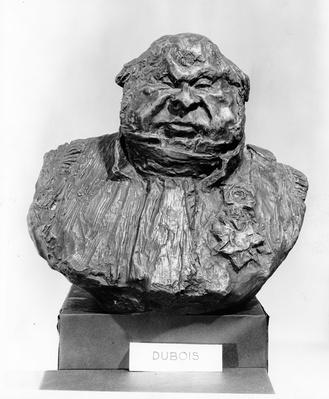 Bust of Hippolyte Abraham, known as Abraham-Dubois