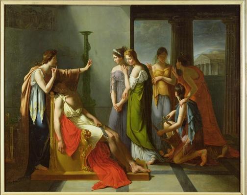 The Dream of Orestes