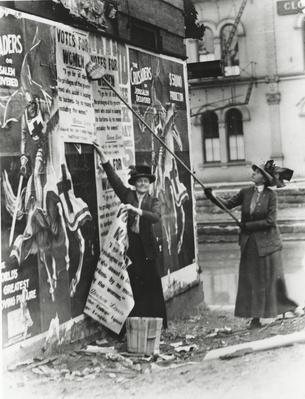 Cincinnati Suffragists | Ken Burns: Not for Ourselves Alone