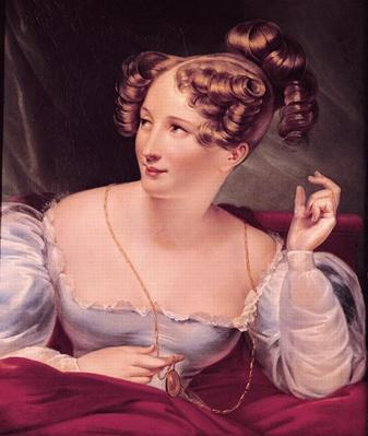 Portrait of Harriet Smithson