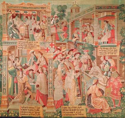 Scenes from the Life of St. Remigius