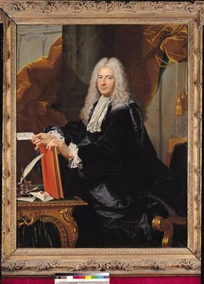 Portrait of Philibert Orry