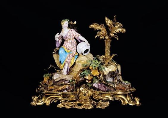 Vincennes Figure of a Naiad