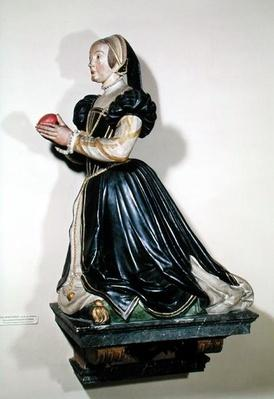 Statue of Antoinette de Fontette