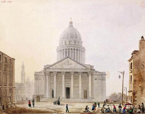 The Pantheon, c.1820