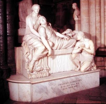 Tomb of Charles James Fox