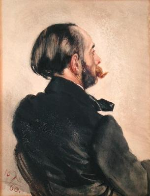 Richard, the Brother of the Artist, 1860