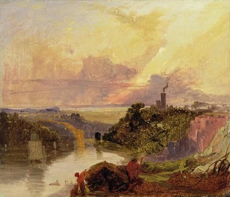 The Avon Gorge at Sunset