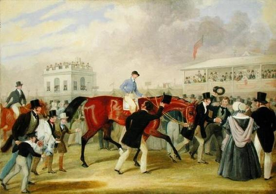 The Derby Pets: The Winner, 1842