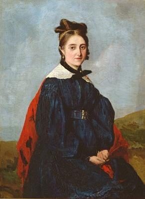 Alexina Ledoux, c.1840