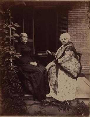Susan B. Anthony And Elizabeth Cady Stanton | Ken Burns: Not for Ourselves Alone