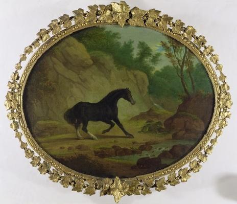 A Horse Frightened by a Snake, 1792