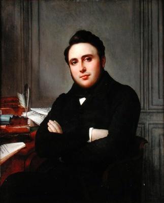 Portrait of Alexandre Auguste Ledru-Rollin