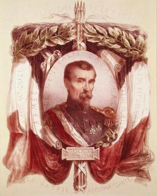 Portrait of General Louis Eugene Cavaignac