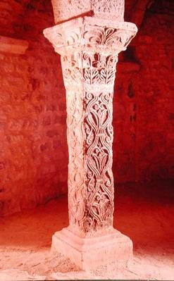 Carolingian Pillar, c.758